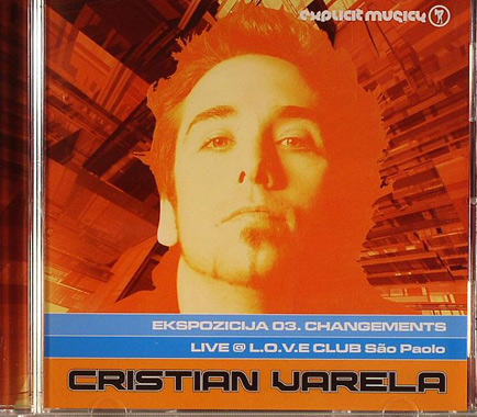 DP-6 - CITY LIGHTS CRISTIAN VARELA MIX CHANGEMENTS