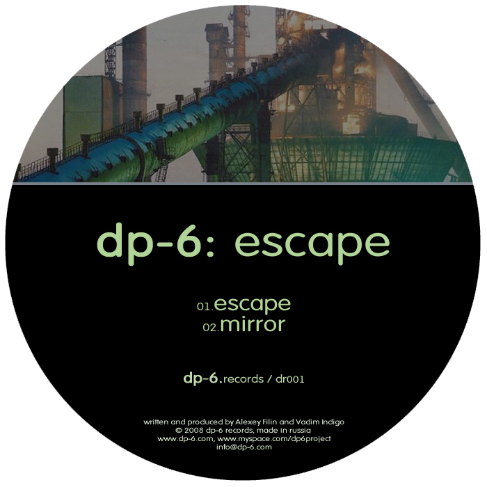DP-6 ESCAPE EP