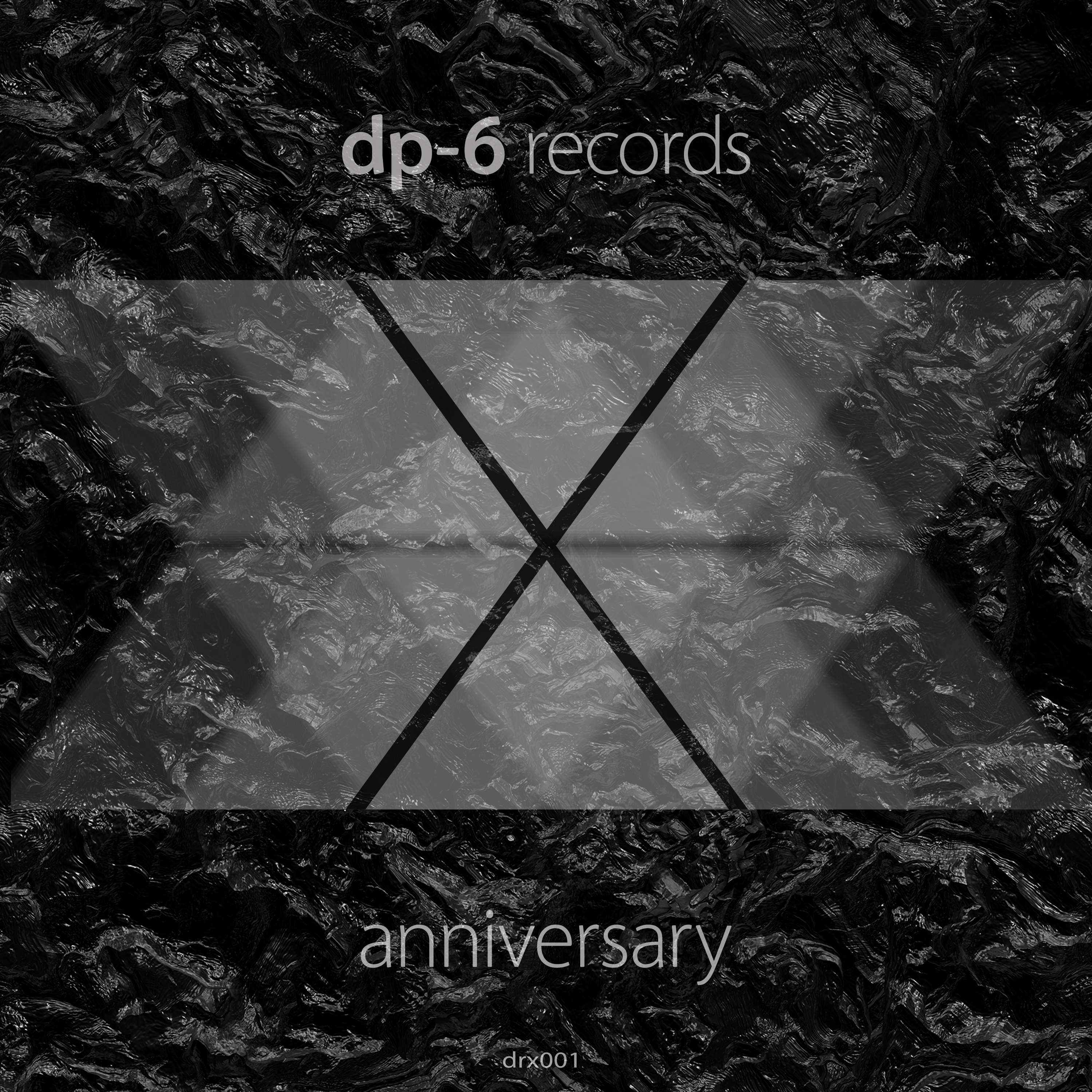 DP-6 Records Anniversary X1