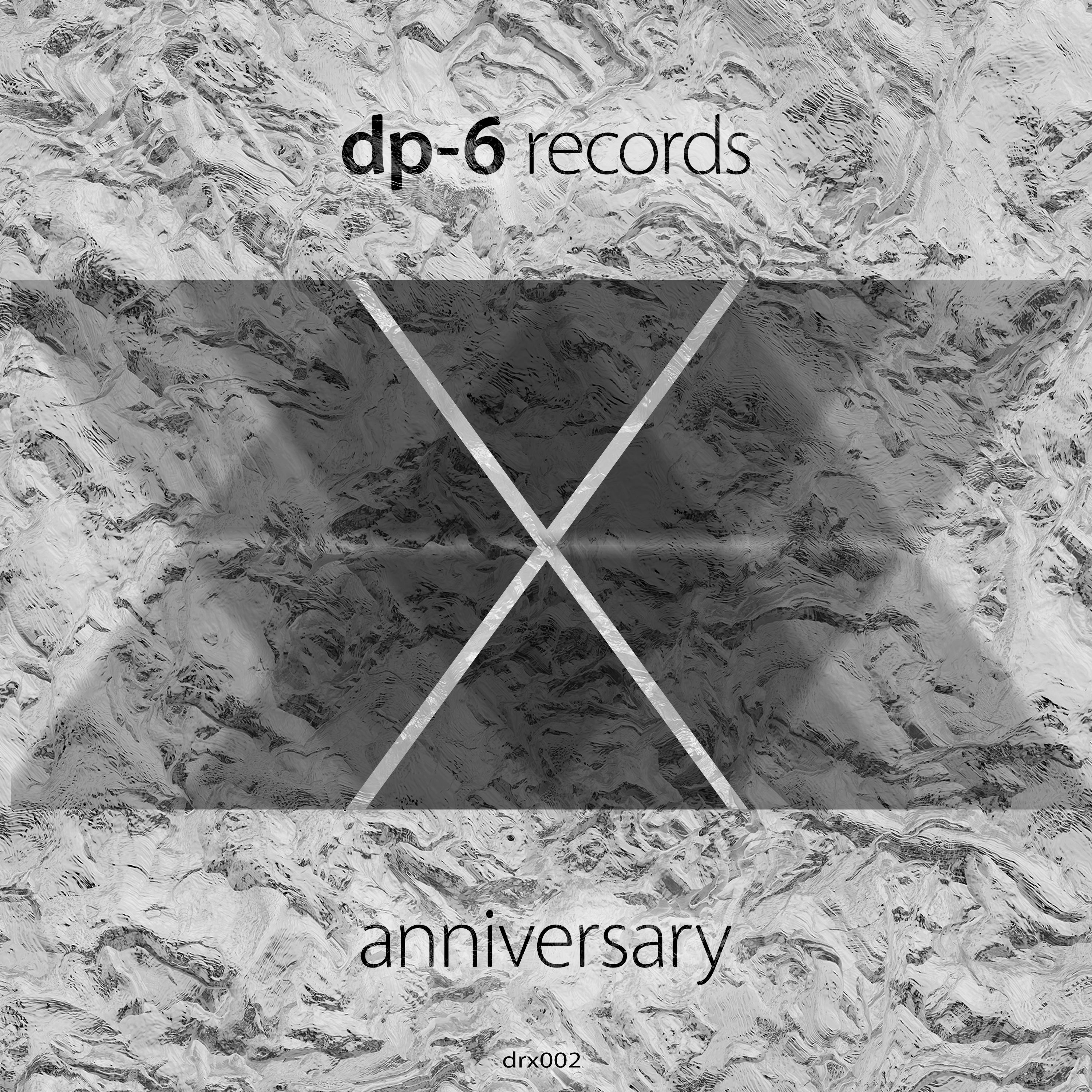DP-6 Records Anniversary X2