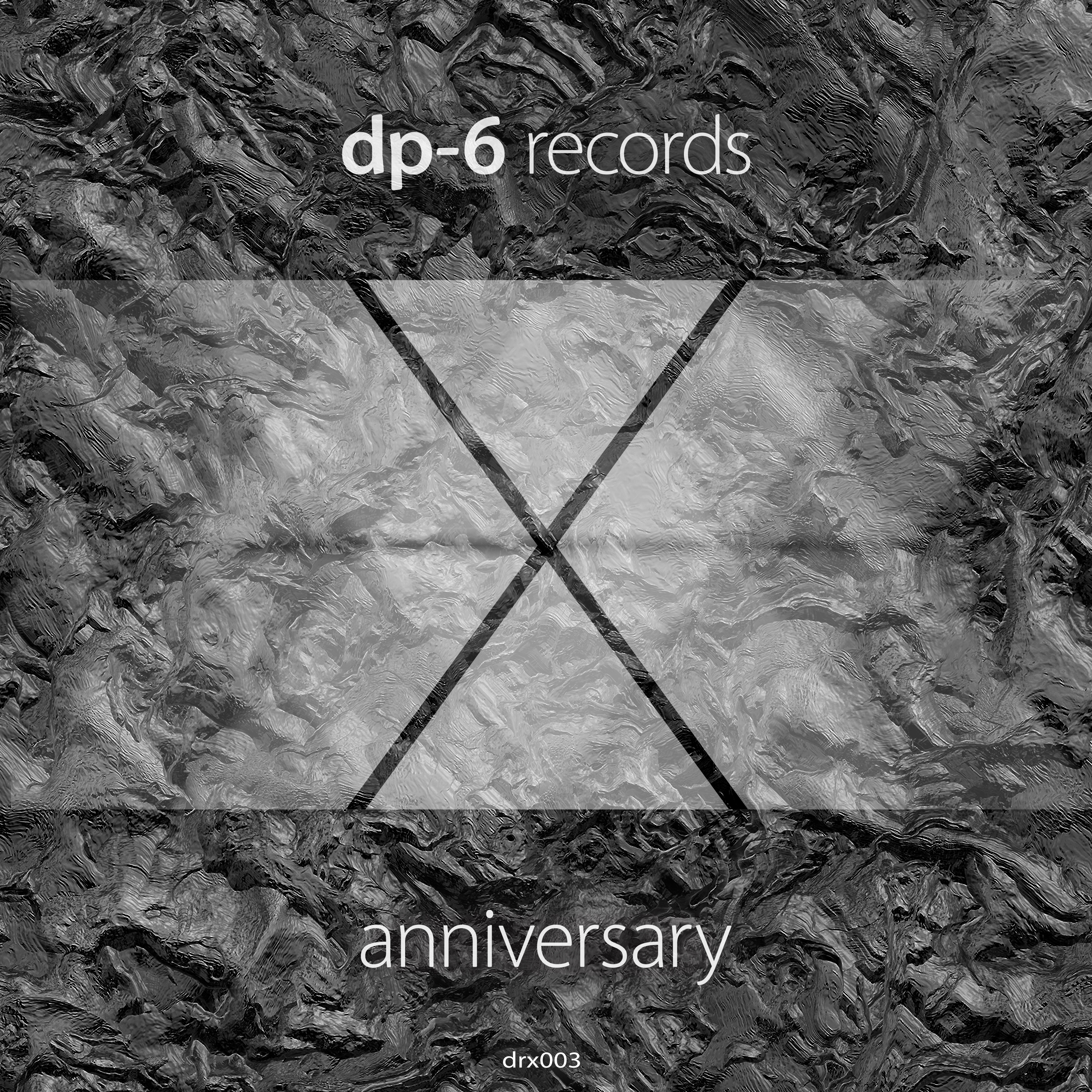 DP-6 Records Anniversary X3