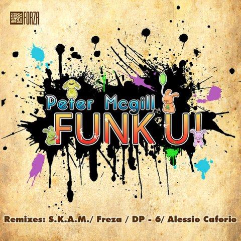 Peter Mcgill: Funk U!, Digital / Mp3
