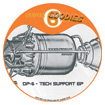DP-6 TECH SUPPORT SUPER SIX RECORDS
